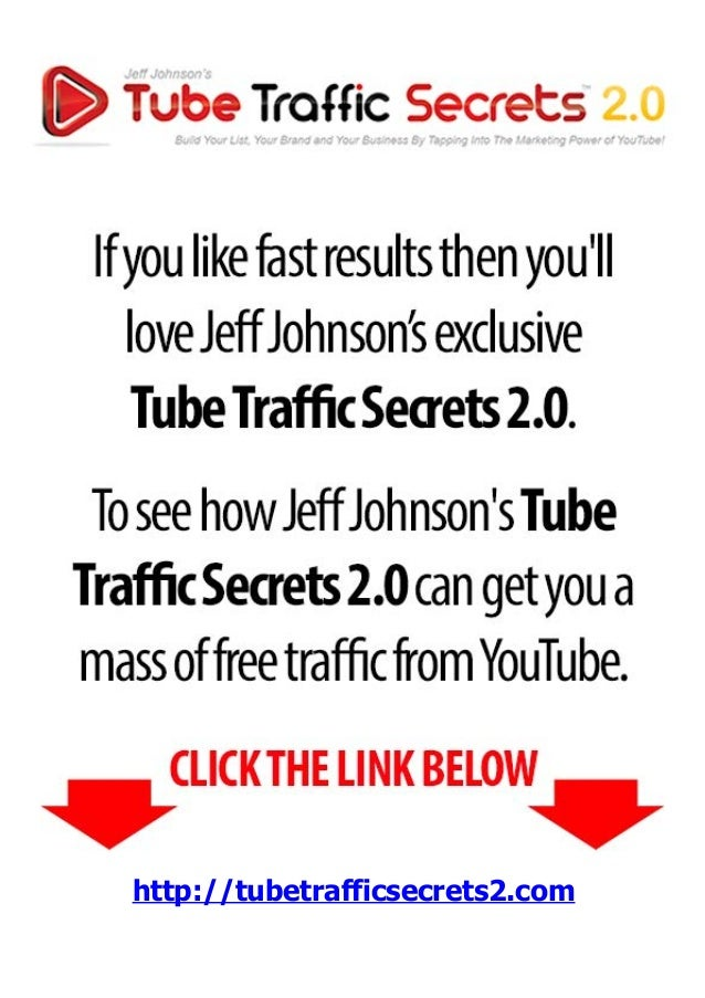 http://tubetrafficsecrets2.com To Get Free Traffic From YouTube Click This Link: http://tubetrafficsecrets2.com