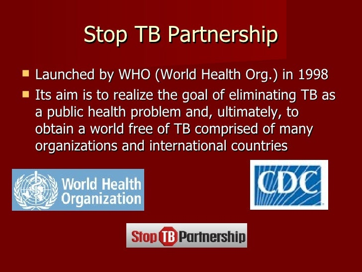 tuberculosis presentation tuberculosis Guidelines for the implementation of policy and program on tuberculosis (tb) prevention and control in the workplace.