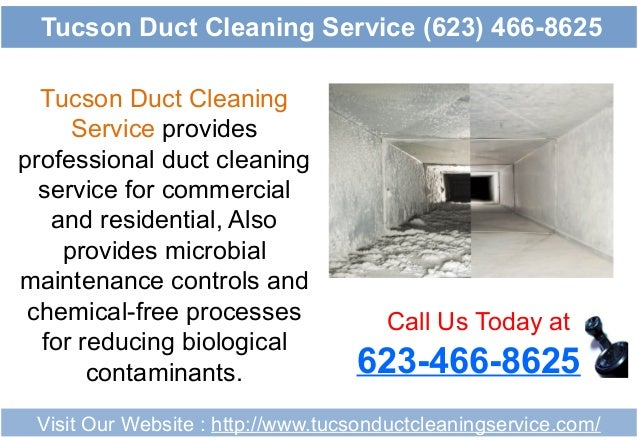 Tucson Duct Cleaning Service provides professional duct cleaning service for commercial and residential, Also provides mic...