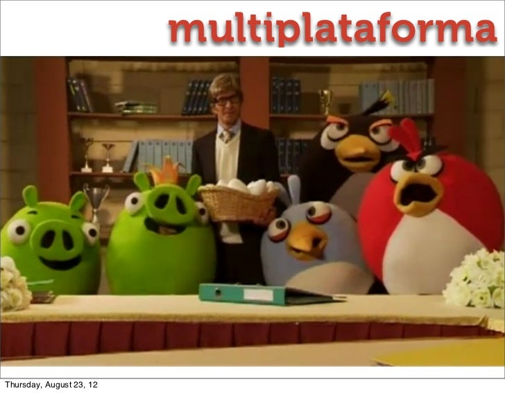 multiplataformaThursday, August 23, 12
