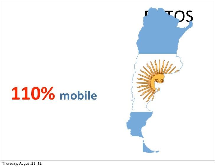 DATOS     110% mobileThursday, August 23, 12