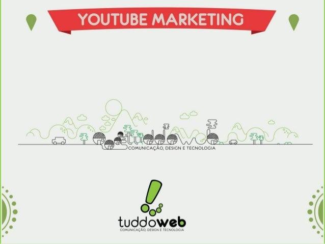O que é o YouTube?Criado em fevereiro de 2005, por Chad Hurley e Steve Chen,dois funcionários de uma empresa de tecnologia...
