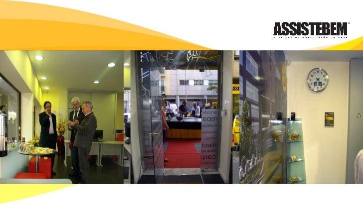 ASSISTEBEM  inicia projecto de expansão. Abertura da nova loja de Matosinhos (Novembro de 2009)