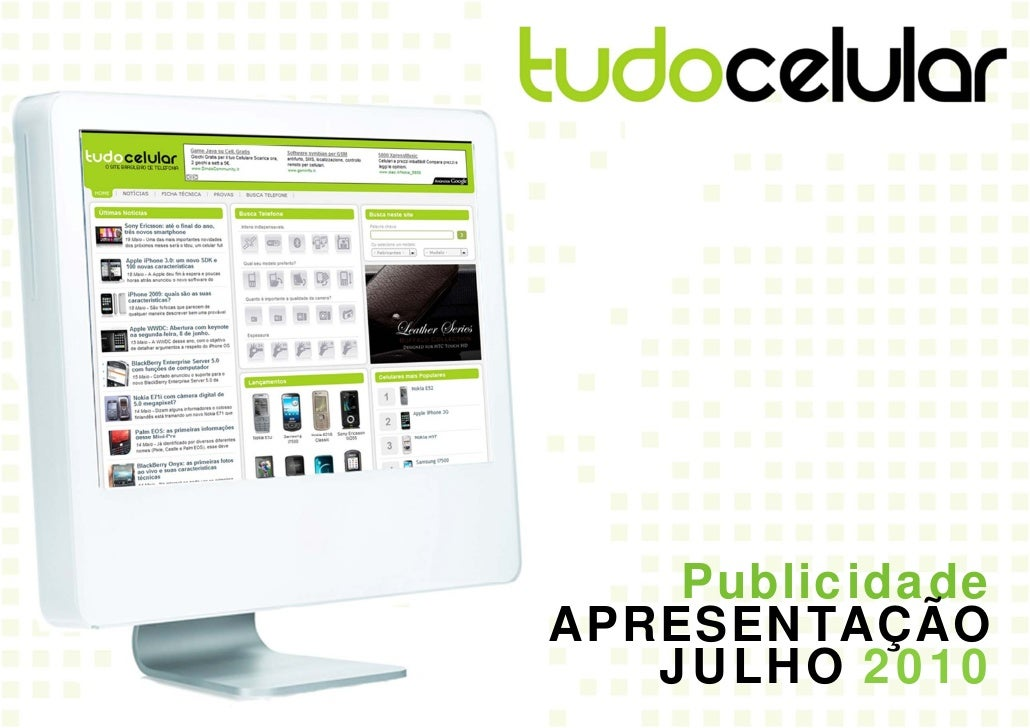 Tudo Celular - Media Kit