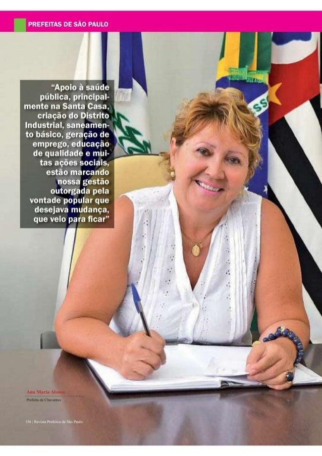 Ana Alonso - Tudo de Chavantes