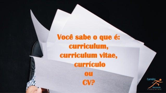 daniele brasil joice vicente 3 voc sabe o que curriculum curriculum vitae