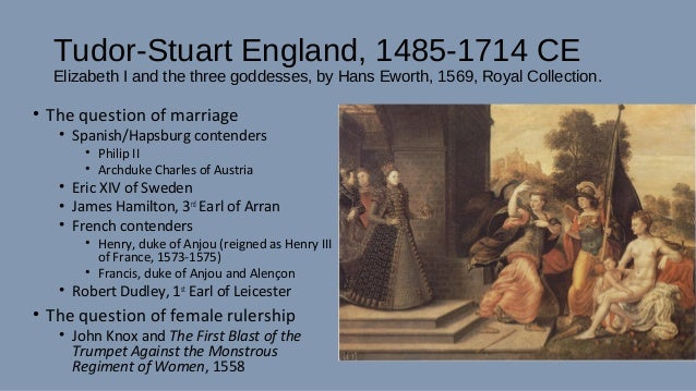 Nature of Government in Tudor Stuart England