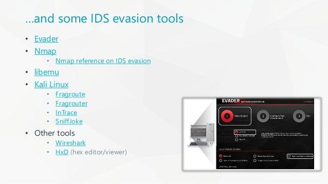 Ids Evasion Techniques