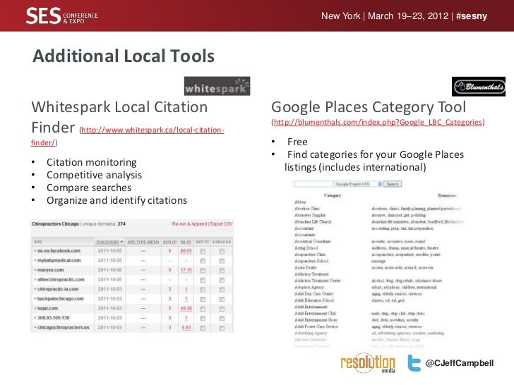 Local Seo Citation Checker