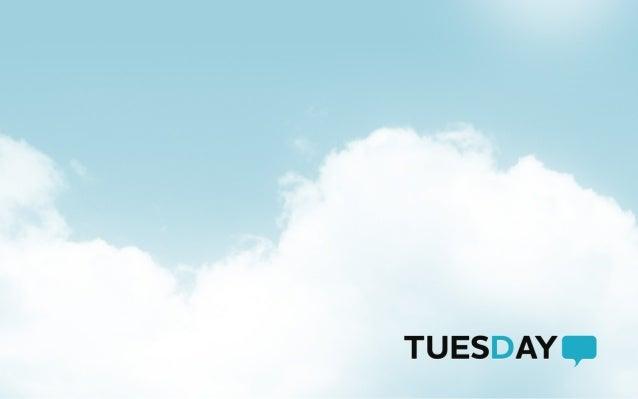 Agence Tuesday 2013