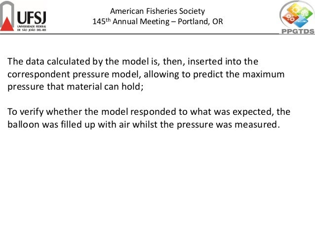 The data calculated by the model is, then, inserted into the correspondent pressure model, allowing to predict the maximum...