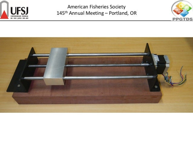 American Fisheries Society 145th Annual Meeting – Portland, OR