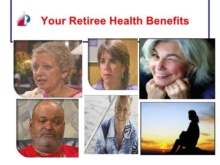 Your Retiree Health Benefits