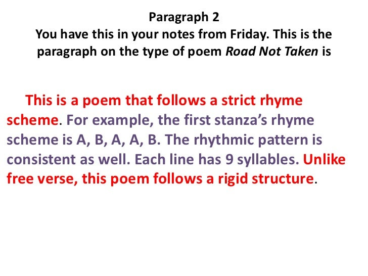 imagery and tone in the road not taken As they talk, i'll encourage them to discuss the poem in terms of tone, word choice, imagery, style the road not taken by robert frost because they have similar themes i'll model how the tone of the passage helps convey the theme of the text.