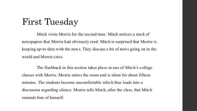 tuesdays morrie book review 18