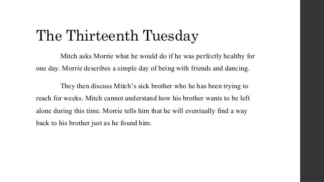 tuesdays with morrie quotes about friendship
