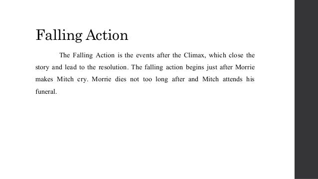 tuesdays with morrie important events
