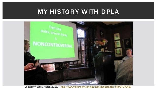 Organizing a DPLA Service Hub in Missouri Slide 3