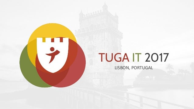 Tuga IT 2017 - Strengthen Culture to drive Business agility Slide 2