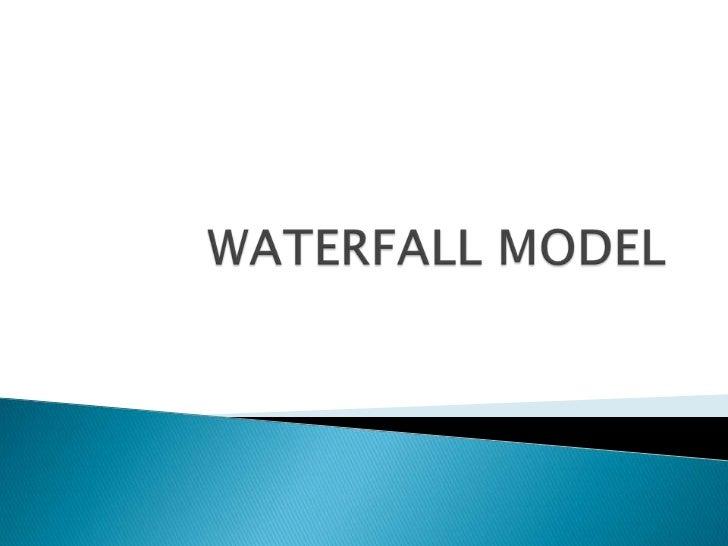    Model ini merupakan model yang paling banyak    dipakai oleh para pengembang software. Ada    lima tahap dalam model w...