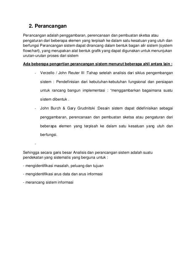 Maya Anggraini 43115120353 Analisis Dan Perancangan Sistem Informasi