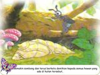 Cerita Kupu Kupu Dan Semut