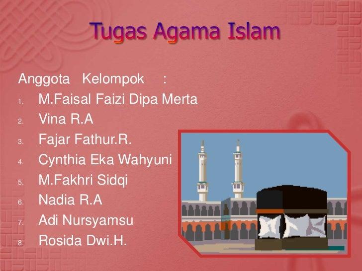 Anggota Kelompok :1. M.Faisal Faizi Dipa Merta2. Vina R.A3. Fajar Fathur.R.4. Cynthia Eka Wahyuni5. M.Fakhri Sidqi6. Nadia...