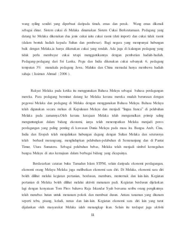 Tugasan 2 Kenegaraan Melaka Mohd Ameri