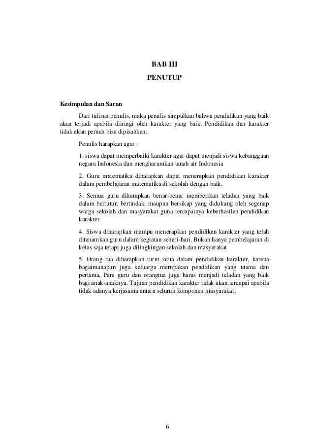 Skripsi Makalah Tugas Aplikasi Komputer Program Studi Pend Matematika