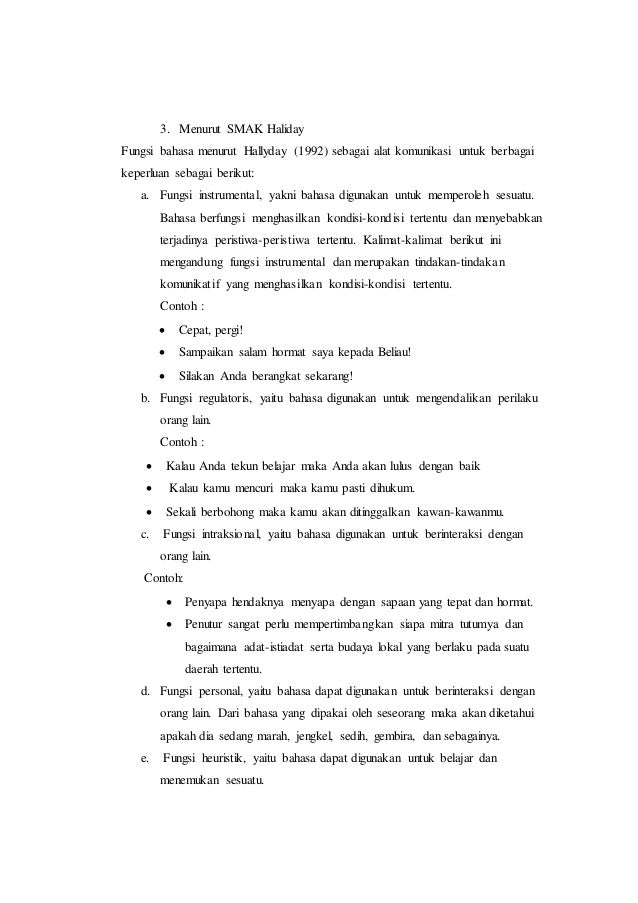 Contoh Artikel Contoh Artikel Tugas Bahasa Indonesia