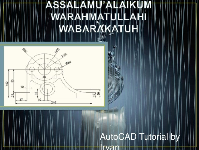 AutoCAD Tutorial by