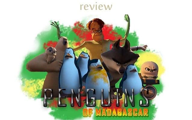 Review Film Penguins Of Madagascar 2014