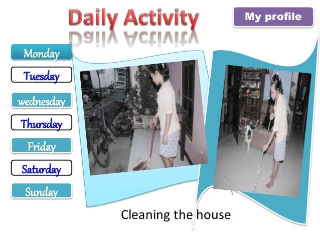 Tugas Daily Activity