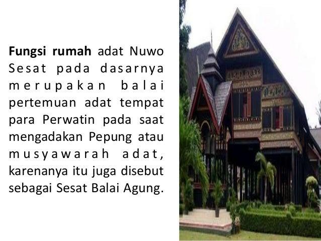 rumah adat tarian tradisional pulau sumatera 48 638