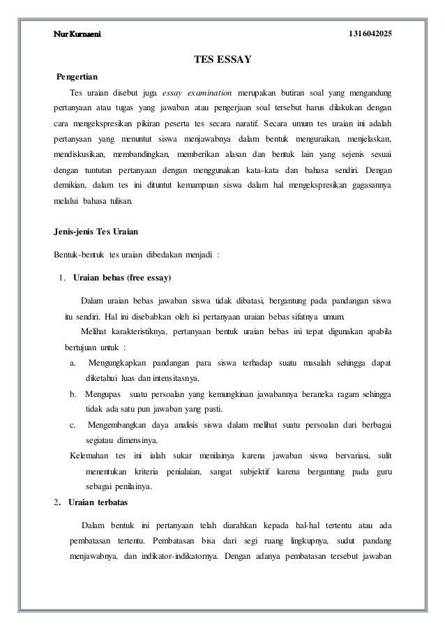 """format menulis thesis – menulis esai bertemakan """"kontribusiku bagi indonesia"""" atau """"apa yang telah,."""