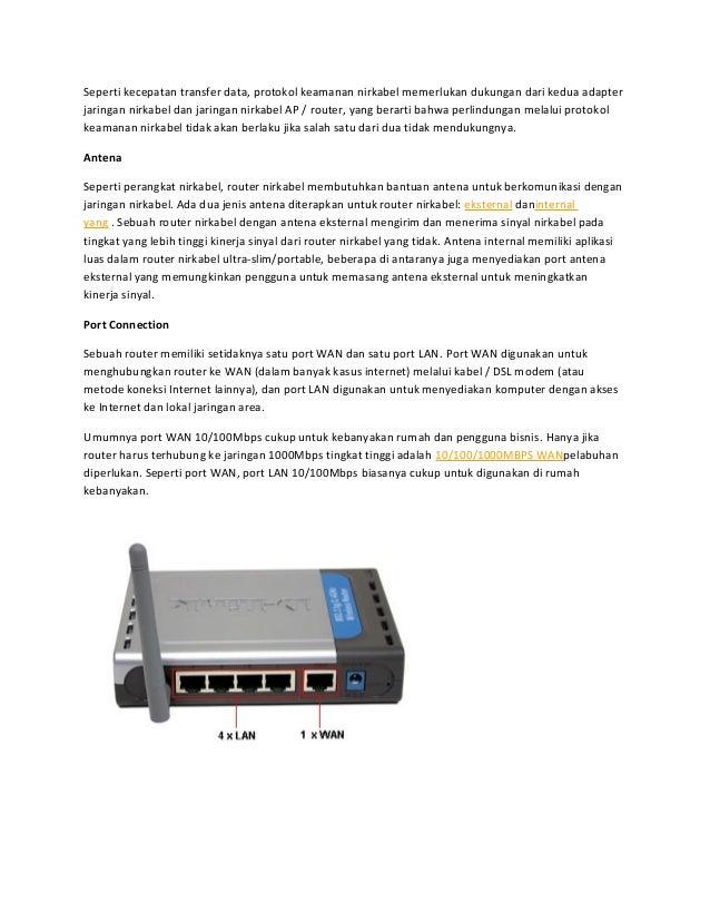 pengertian wireless dan contohnya