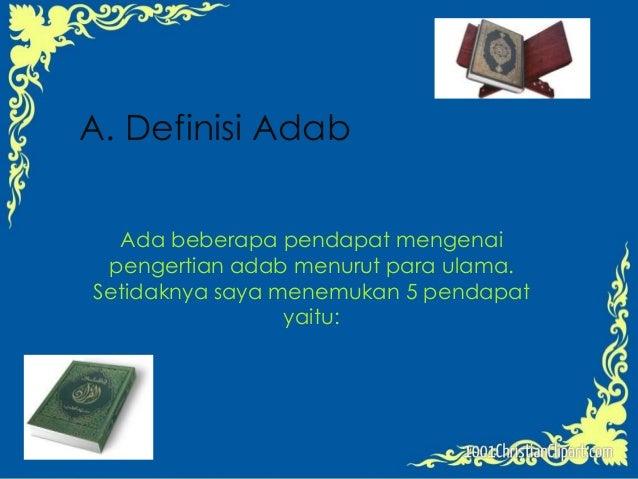 Adab terhadap Al-Qur'an Slide 3