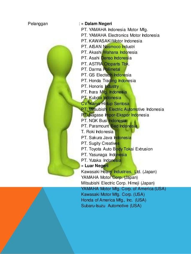 Tugas Kelompok A Presentasi Perusahaan Manufaktur Pmu