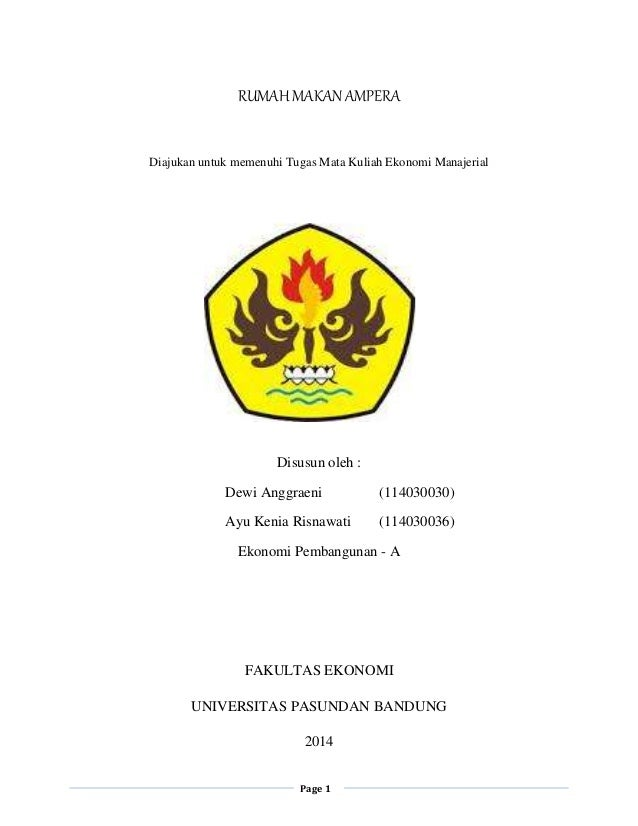 Contoh Proposal Kewirausahaan Kelas X Contoh 36