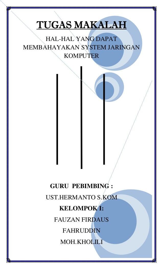 Tugas Makalah Xii Tkj A