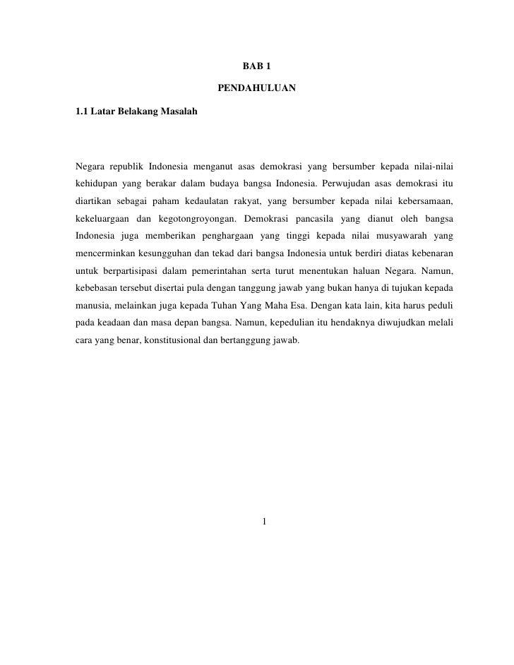 Tugas makalah (demokrasi pancasila)