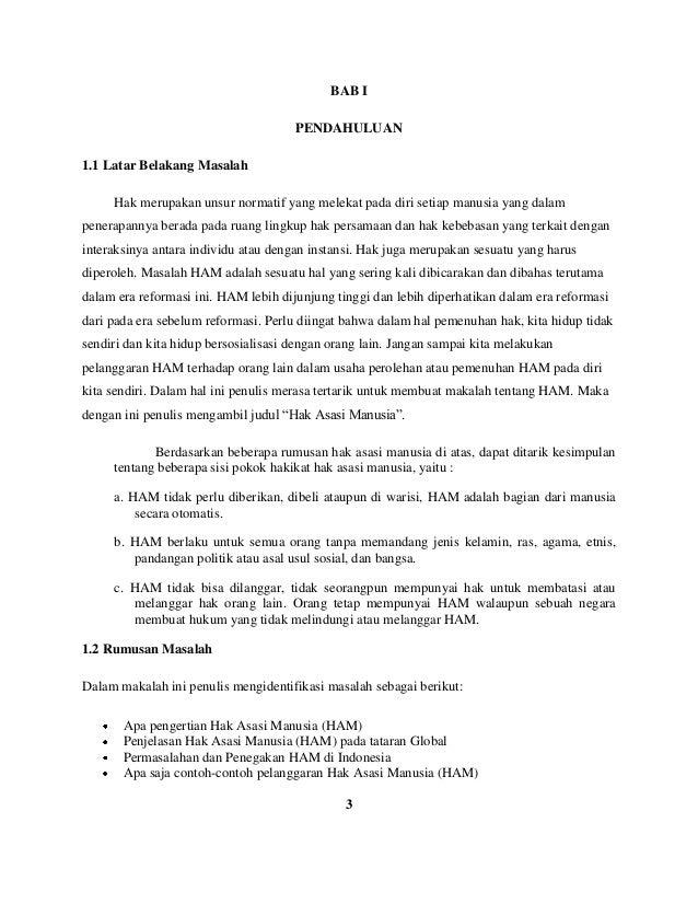 Tugas Makalah Pendidikan Kewarganegaaraan Bab 2