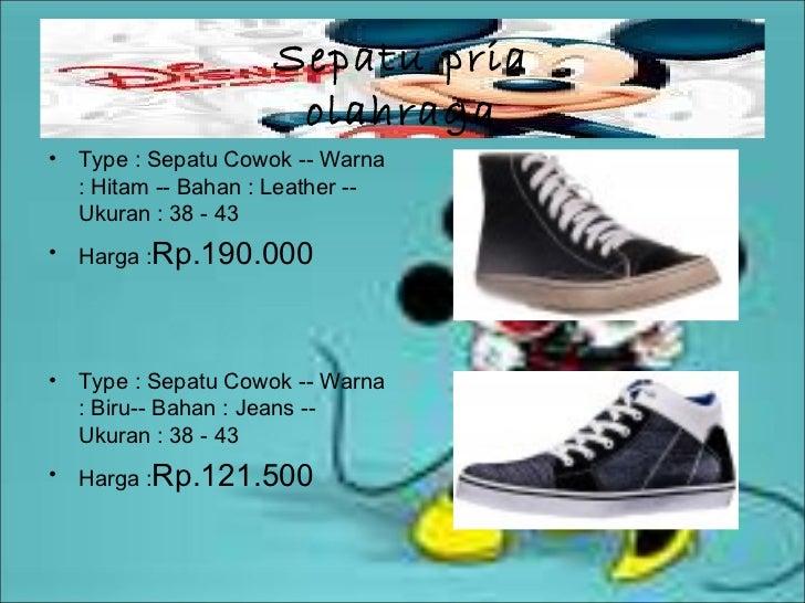 Presentasi Sepati Dan Sandal
