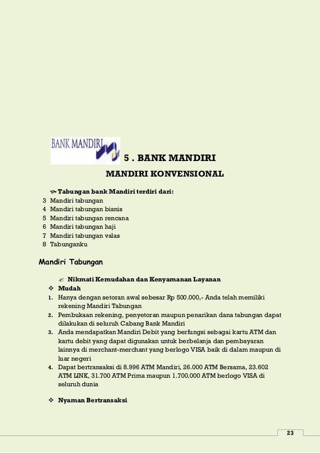Bank mandiri forex rates