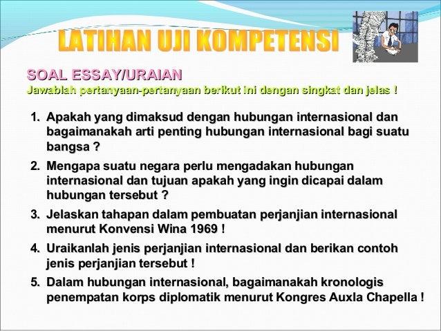 Tugas pkn hub. internasional