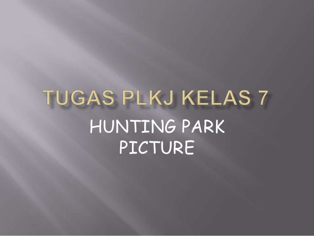 HUNTING PARK  PICTURE