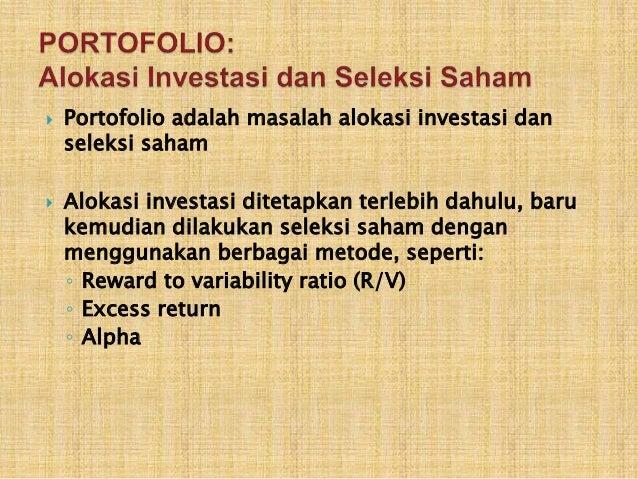 Masalah opsi saham