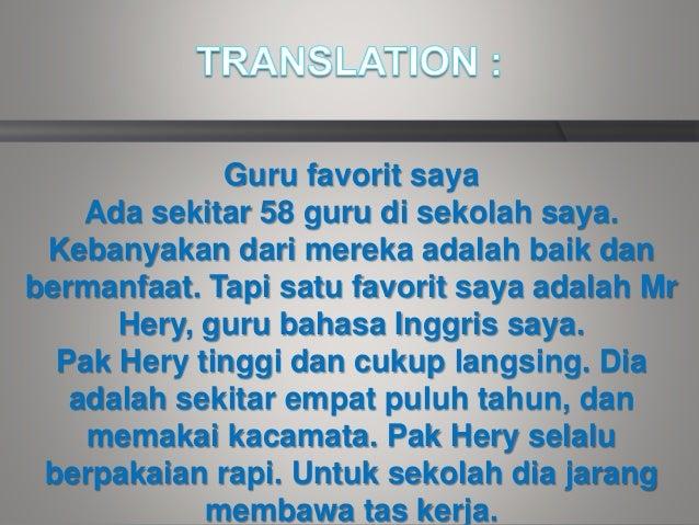 Powerpoint Description Text