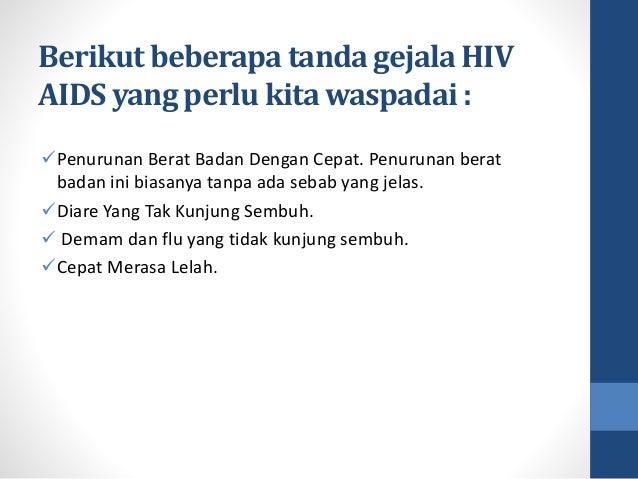 PPT HIV?Aids dan Seks Bebas