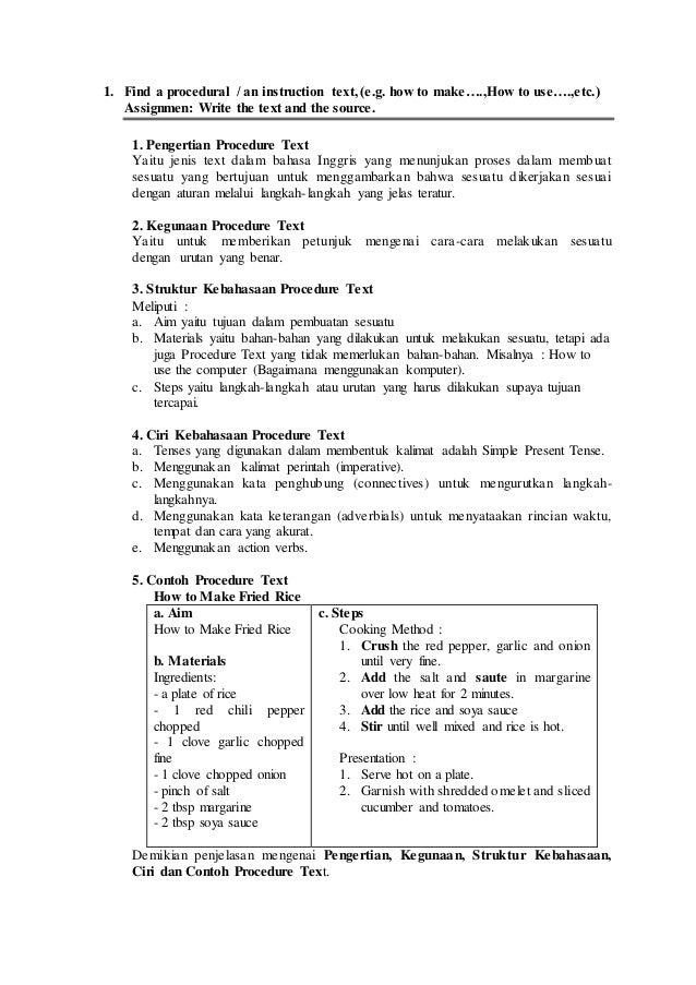 Tugas Prakerin B Inggris Kelas Xi Sem 6